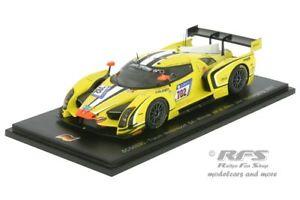 【送料無料】模型車 スポーツカー ニュルブルクリンクピッチンニスパークscg 003c 24h nrburgring 2017 mutschpiccinimailleux 143 spark sg 33