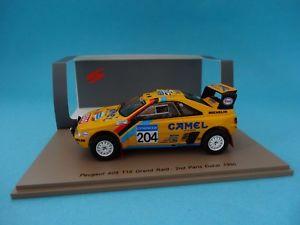 【送料無料】模型車 スポーツカー プジョー405 t16204 waldegard 2paris dakar 1990143スパークs5625peugeot 405 t16 204 waldegard 2nd paris dakar 1990 143 spark s5625