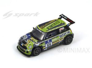 【送料無料】模型車 スポーツカー 2013スパーク143 sg095モデルnurburgringミニcooper jcw126ルマンmini cooper jcw 126 le mans nurburgring 2013 spark 143 sg095 model