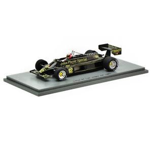 【送料無料】模型車 スポーツカー スパークロータスアメリカナイジェルマンセルspark 143 lotus 87 121981 us gp nigel mansell s5358