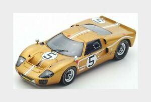 【送料無料】模型車 スポーツカー フォードアメリカ#ルマンガードナースパークford usa mkiib 5 27th 24h le mans 1967 f gardner r mccluskey spark 143 s5185 m