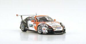 【送料無料】模型車 スポーツカー ポルシェグアテマラカップローブレースカレラカップスパークフィートporsche 911 991 gt3 cup loeb racing winner c1a carrera cup 2014 spark 143 sf082