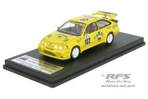【送料無料】模型車 スポーツカー フォードシエラコスワースford sierra cosworth rs500 skogstadsa em 1992 143 trofeu grb 07