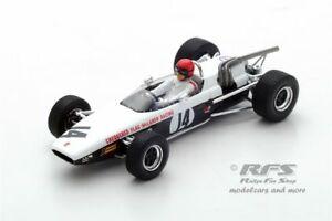 【送料無料】模型車 スポーツカー マクラーレンフォードモーターロビンフォーミュラグランプリポースパークmclaren m4a ford robin widdows formula 2 gp pau 1968 143 spark sf 120