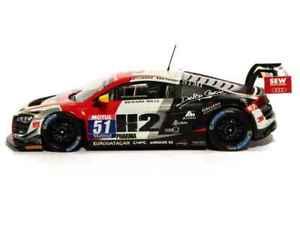 【送料無料】模型車 スポーツカー アウディウルトラローブ#ルマングアテマラツアースパークフィートaudi r8 lms ultra s loeb rg 51 1er c1 le mans gt tour 2014 spark 143 sf077 mod