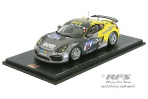 【送料無料】模型車 スポーツカー ポルシェケイマン981 gt4 cs143 spark sg 33024hnurburgring 2017 mantheyporsche cayman 981 gt4 cs 24h nrburgring 2017 manthey racing