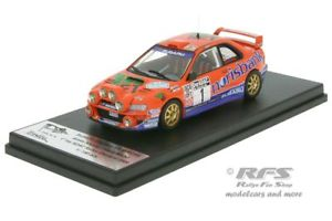 【送料無料】模型車 スポーツカー スバルimpreza s4 wrc night race rally oberland2000クレマー 143 trofeusubaru impreza s4 wrc night race rally oberland 2000 kremer