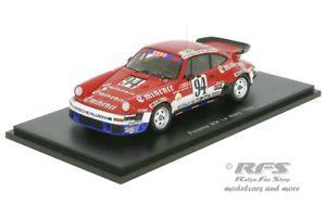 【送料無料】模型車 スポーツカー ルマン1980almerasレーシング1435094ポルシェ934 24hporsche 934 24h le mans 1980 almeras racing eminence 143 spark 5094