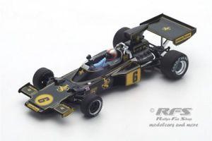 【送料無料】模型車 スポーツカー ロータスフォードジョンワトソンフォーミュラドイツスパークlotus 72e ford john watson formula 1 germany 1975 143 spark 7129