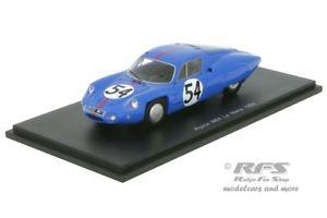 【送料無料】模型車 スポーツカー アルパインルノールマンビダルスパークalpine renault m64 24h le mans 1964vidalgrandsire 143 spark 5682