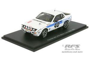 【送料無料】模型車 スポーツカー ポルシェ924カレラgts  ラリーモンテカルロ1979バース1434187porsche 924 carrera gts rallye monte carlo 1979 barth 143 spark 4187