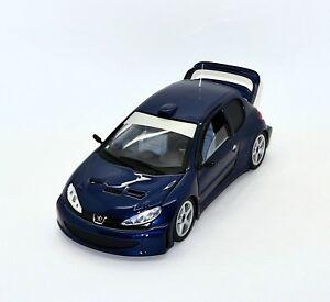 【送料無料】模型車 スポーツカー 118 solido peugeot 206 wrc118 solido peugeot 206 wrc custom made
