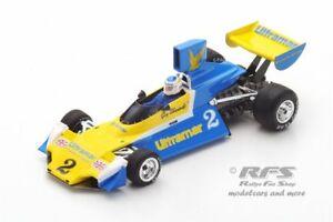 【送料無料】模型車 スポーツカー ブラバムフォードガイエドワーズゴールドカップグランプリスパークbrabham bt42 ford guy edwards gold cup oulton park gp 1976 143 spark 7100