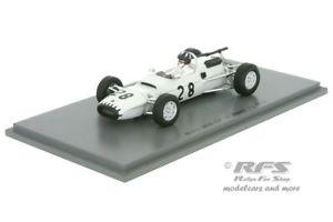【送料無料】模型車 スポーツカー グラハムヒルフォーミュラグランプリランススパークmatra ms5 graham hill formula 2 gp reims 1966 143 spark 5411