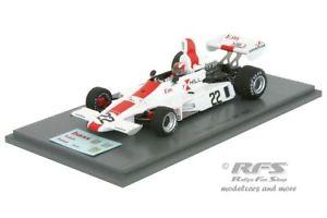 【送料無料】模型車 スポーツカー グランプリイタリアスパークhill gh1 cosworthrolf stommelenformula 1 gp italy 1975 143 spark 5671
