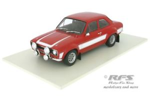 【送料無料】模型車 スポーツカー フォードエスコートラリーレーシングプレーンボディバージョントリプルford escort rs 2000 mk i rally racing plain body version 1973 118 triple 9