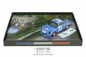 【送料無料】模型車 スポーツカー アルパインルノーツールドコルスalpine renault a110 gitanes tour de corse 1974larrousse 143 trofeu lma 06
