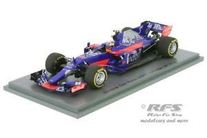 【送料無料】模型車 スポーツカー トロロッソルノーサインツジュニアフォーミュラオーストラリアスパークtoro rosso renault str12sainz jr formula 1 australia 2017 143 spark 5038