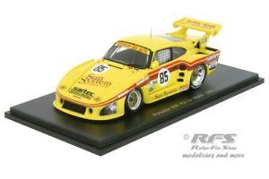【送料無料】模型車 スポーツカー ポルシェルマンヘイウッドレーシングスパークporsche 935 k3 24h le mans 1980haywood whittington racing 143 spark 5500