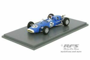 【送料無料】模型車 スポーツカー matra ms1ジャッキーステュアートフォーミュラ3テストグッドウッド19651435412