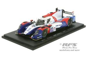 【送料無料】模型車 スポーツカー エンジニアリングルマンレーシングスパークbr engineering br01 nissan 24h le mans 2015smp racing 143 spark 4644