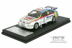 【送料無料】模型車 スポーツカー フォードシエラコスタブラバメートルford sierra rs cosworthrally costa brava 1988puras 143 trofeu pmr003m