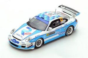 【送料無料】模型車 スポーツカー ポルシェグアテマラルピーモンテカルロラリーデュマスパークporsche 997 gt3 rs 40 rgtmonte carlo rally 2017dumas 143 spark 5160