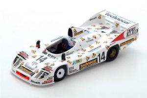 【送料無料】模型車 スポーツカー ポルシェ90880 24hルマン1981ヨーストホイッティントン1435502porsche 90880 24h le mans 1981 joest whittington both 143 spark 5502