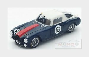 【送料無料】模型車 スポーツカー ランチア#ルマンゴンザレススパークファッションlancia d20 c 63 24h le mans 1953 jf gonzalez c biondetti spark 143 s4720 fashion