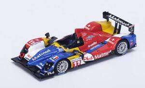 【送料無料】模型車 スポーツカー oreca 01チームmatmut1124hルマン2009opanis143 s4551モデルoreca 01 team matmut aim 11 24h le mans 2009 o panis spark 143 s4551 model