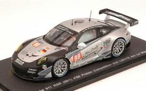 【送料無料】模型車 スポーツカー ポルシェルマンスパークファッションporsche 911 rsr n88 21th 2nd lmgte am le mans 2014 ried spark 143 s4237 fashion