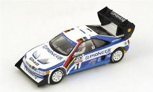 【送料無料】模型車 スポーツカー プジョーターボパイクスピークスパークモデルpeugeot 405 turbo 16 n2 winner pikes peak 1989 r our 143 spark s43pp89 model