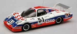【送料無料】模型車 スポーツカー プジョールマンモデルカーwm p 79 peugeot n51 le mans 1979 143 bizarre bz387 model car