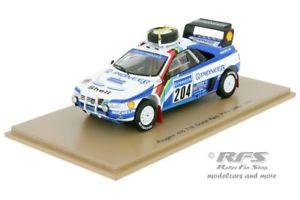 【送料無料】模型車 スポーツカー プジョーグランドパリダカールバタネンスパークpeugeot 405 t16 grand raid rallye paris dakar 1988vatanen 143 spark 5615