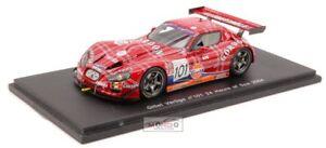 【送料無料】模型車 スポーツカー #スパスパークgillet vertigo 101 spa 2004 143 spark sp1464