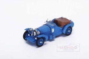 【送料無料】模型車 スポーツカー アルファロメオ#ルマンスパークalfa romeo 8c 2300 9 winner le mans 1934 chinetti etancelin spark 143 43lm34 m