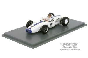 【送料無料】模型車 スポーツカー イアンフランススパークlotus 18ian burgessformula 1 gp france 1961 143 spark 5343