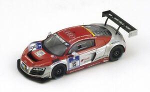 【送料無料】模型車 スポーツカー アウディウルトラ#ニュルブルクリンクヴェルナースパークシングルモデルaudi r8 lms ultra 15 nurburgring 2013 a yoong m werner spark 143 sg087 model