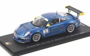 【送料無料】模型車 スポーツカー ポルシェグアテマラカップ#ドイツスパークシングルファッションporsche 911 991 gt3 cup 1 winner pcc germany 2013 k estre spark 143 sg109 fashion