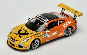 【送料無料】模型車 スポーツカー ポルシェ#カレラカップドイツスパークシングルモデルporsche 911 991 93 winner carrera cup germany 2015 spark 143 sg226 model