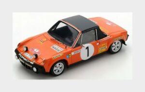 【送料無料】模型車 スポーツカー ポルシェ#ラリーモンテカルロスパークporsche 9146 1 rally montecarlo 1971 g larousse jc perramond spark 143 s5583