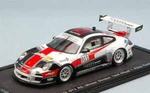 【送料無料】模型車 スポーツカー ポルシェピークピークスパークporsche 911 gt3 rs n911 winner division time peaks peak 2014 143 spark spp004