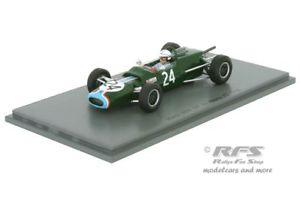 【送料無料】模型車 スポーツカー ジョンサーティースフォーミュラグランプリランススパークmatra ms5 john surtees formula 2 gp reims 1966 143 spark 5410 amp; ovp