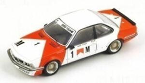 【送料無料】模型車 スポーツカー クーペ#マカオギアレーススパークメートルbmw 635 csi coupe 1 winner macau guia race 1983 hansjoachim spark 143 sa052 m