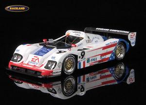 【送料無料】模型車 スポーツカー ポルシェルマンアンドレッティアンドレッティスパークcourage c36 porsche le mans 1997 andrettiandrettigrouillard, spark 143, s3675