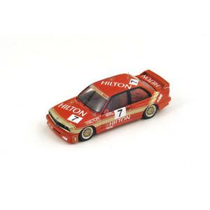 【送料無料】模型車 スポーツカー シリーズ#マカオグランプリレッドゴールドスパークメートルbmw 3series m3 e30 7 2nd macau gp 1987 d quester red gold spark 143 sa033 m