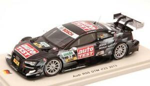 【送料無料】模型車 スポーツカー アウディティモスパークモデルaudi rs5 n23 dtm 2013 timo as a result 143 spark sg120 model
