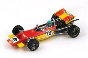 【送料無料】模型車 スポーツカー ロータスポーグランプリスパークモデルlotus 69 r wisell 1971 n18 winner pau gp f2 143 spark s2147 model
