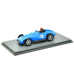 【送料無料】模型車 スポーツカー スパークフランスダシルヴァラモスspark 143 gordini t32 321956 french gp hermano da silva ramos s5313