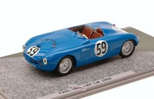【送料無料】模型車 スポーツカー #ルマンpanhard x84 59 le mans 1952 143 bizarre bz468
